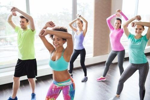 Razões para fazer aulas de dança