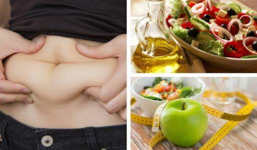 Cuidar da alimentação para começar uma dieta