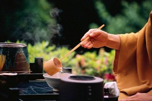 Disciplina japonesa Zen