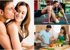Hábitos para melhorar a vida sexual