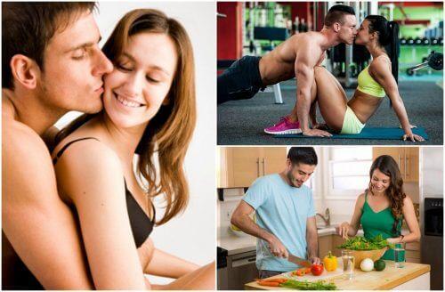 6 hábitos para melhorar a vida sexual