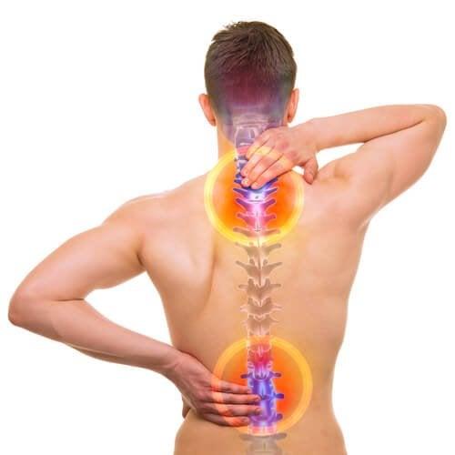 Dor nas costas: causas e atividades para aliviá-la