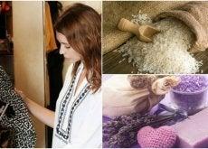 Como evitar os maus odores nos armários