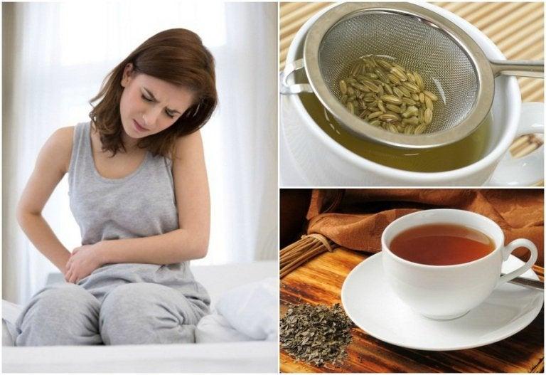 5 chás naturais que ajudam a tratar o fígado gorduroso