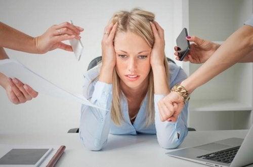 O estresse pode prejudicar a saúde da tireoide