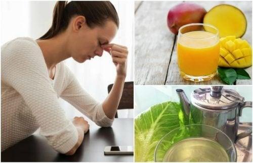 5 remédios caseiros para reduzir o estresse naturalmente