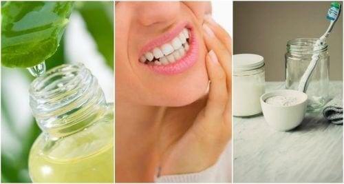 6 remédios caseiros para tratar a gengivite de forma natural