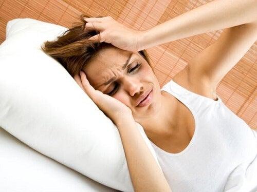 Como tratar a dor de cabeça sem medicamentos