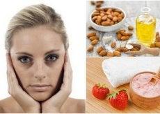 Remédios naturais contra as olheiras