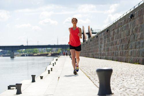 Exercite-se para manter a boa forma