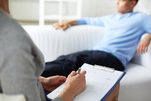 um psicólogo