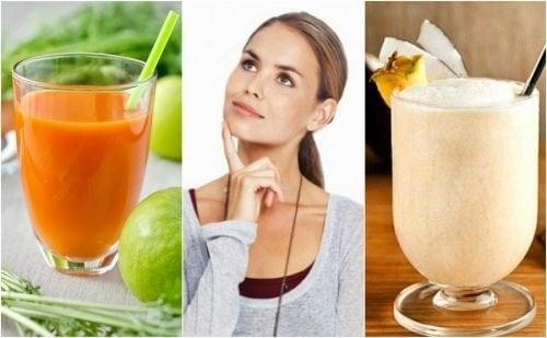 Fortaleça a memória com 5 vitaminas naturais