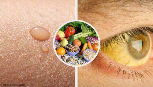 10 deficiências de vitaminas comuns e suas soluções