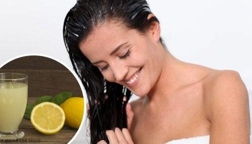 4 formas naturais de retirar a tinta do cabelo