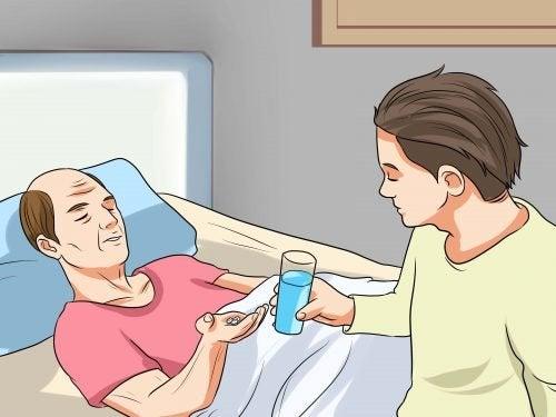 5 conselhos para visitar um paciente hospitalizado