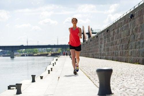 Correr serve para ser uma pessoa mais tranquila