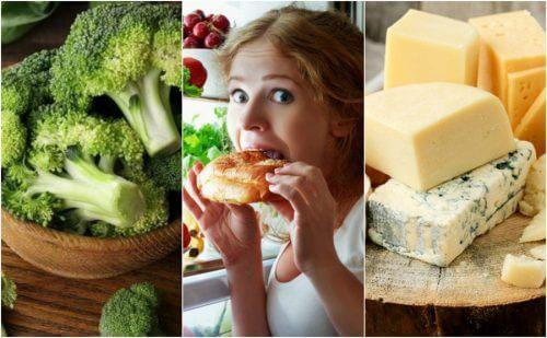 7 alimentos que não se deve consumir à noite