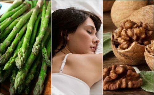 9 alimentos ricos em melatonina para melhorar a qualidade do sono