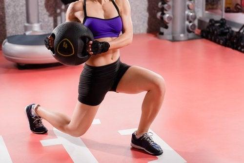 Rotina de treinos para ganhar massa muscular