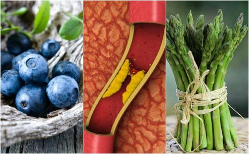 Evite a obstrução arterial aumentando consumo destes alimentos