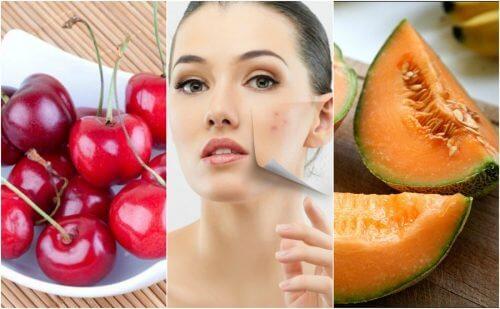 Quer uma pele livre de impurezas? Inclua estes 6 alimentos em sua dieta