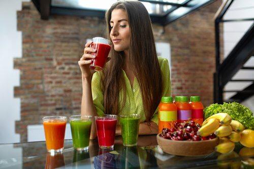 Plano detox de uma semana para aumentar a vitalidade