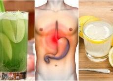 Remédios caseiros para a acidez do estômago