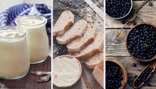 10 alimentos para melhorar a concentração
