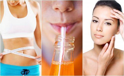 8 mudanças que você experimenta ao parar de tomar refrigerante