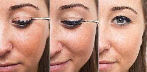 Aprenda a delinear os olhos