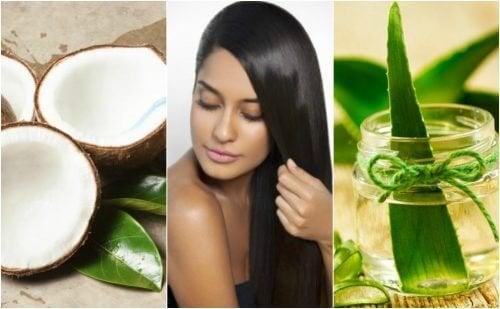 Como preparar 5 cremes naturais para alisar o cabelo sem maltratá-lo