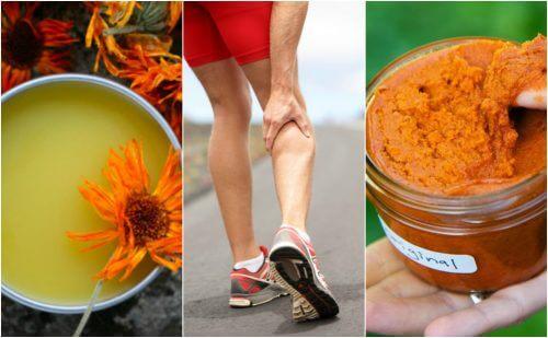 3 cremes anti-inflamatórios para aliviar as dores musculares