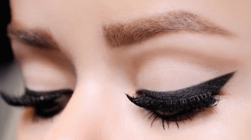 Conselhos para delinear os olhos