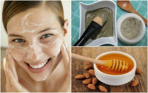 5 remédios naturais para diminuir os poros abertos