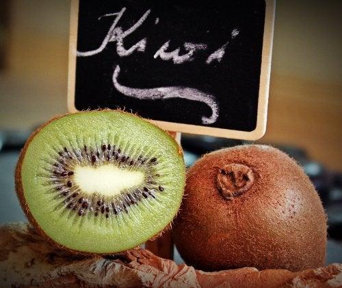 Kiwi combate a prisão de ventre