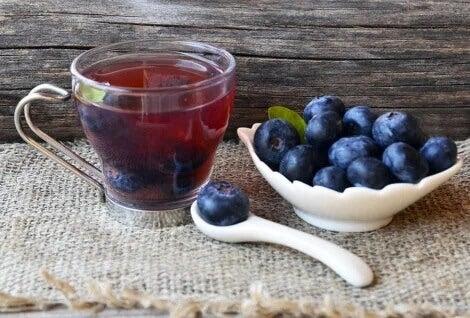 Mirtilo: alimentos para melhorar a concentração