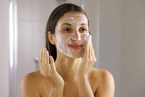 7 passos para eliminar a acne