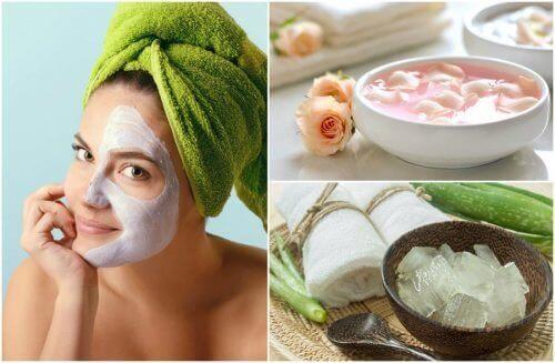 4 melhores peelings naturais para a pele