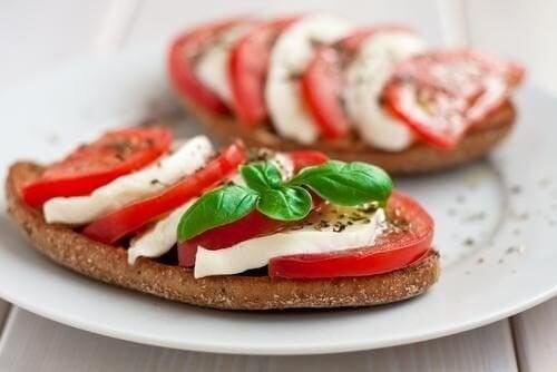 Combinar alimentos para perder peso