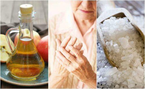 6 remédios naturais para reduzir os sintomas da artrite nas mãos