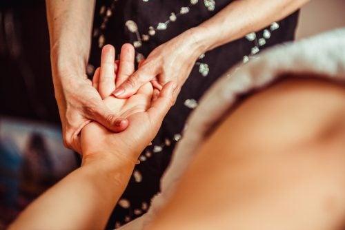 Artrose na mão