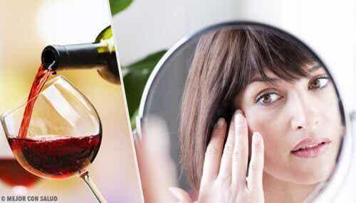4 alimentos que deixam nosso rosto irreconhecível