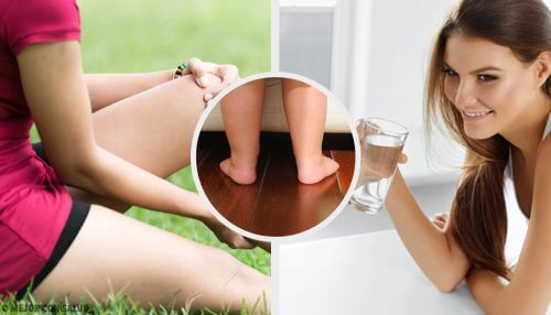 5 sinais que indicam que você está retendo líquidos