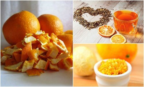 5 usos alternativos das cascas de laranja