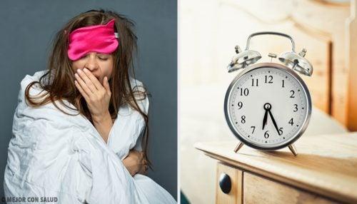 7 erros que tornam mais difícil acordar pela manhã