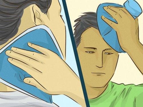 7 remédios naturais contra as dores de cabeça
