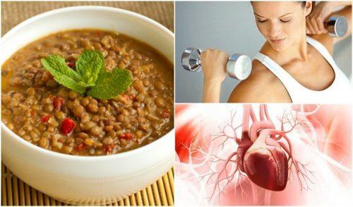 8 benefícios das lentilhas para a saúde