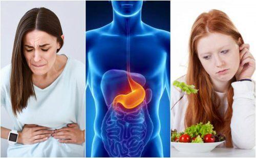 8 sintomas das úlceras estomacais