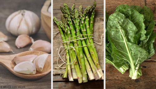 8 vegetais que causam alergia