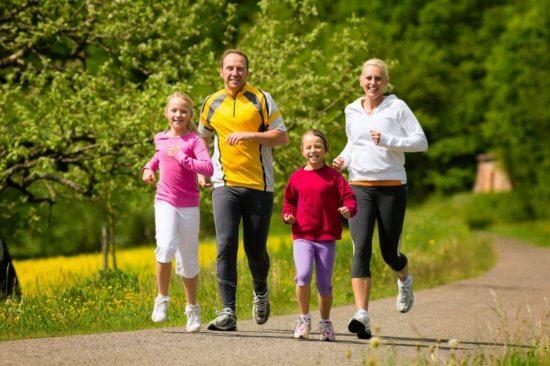 Exercícios previnem o colesterol alto